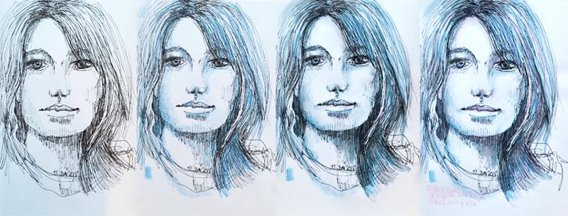 Françoise-Hardy-apprendre-renata-dessiner-renata