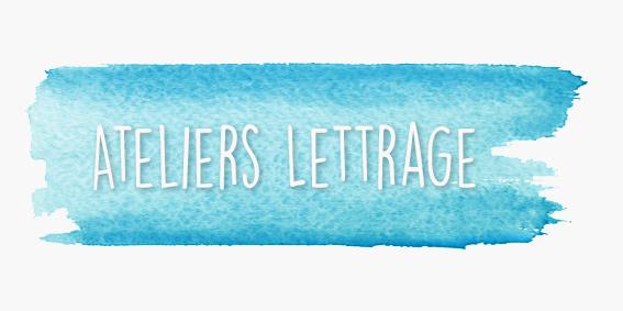 ateiers-lettrage